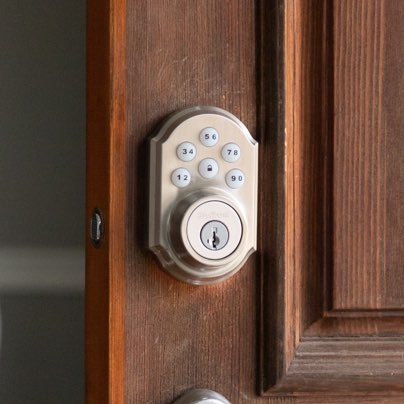 Lincoln security smartlock