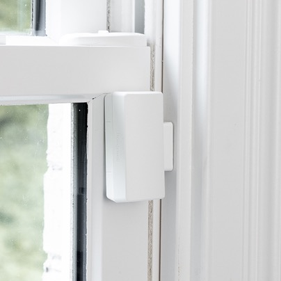 Lincoln security window sensor