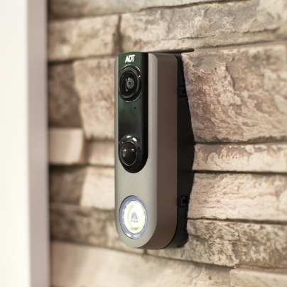 Lincoln doorbell security camera
