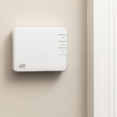 Lincoln smart thermostat adt